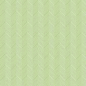 Green and white chevron