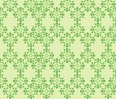 garland fabric by arrpdesign on Spoonflower - custom fabric