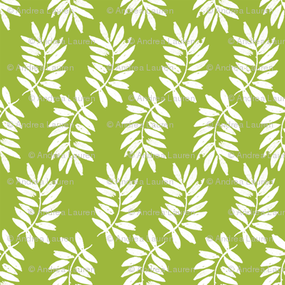 palms fabric // palm leaf tropical leaves fabric tropical fabric - lime green