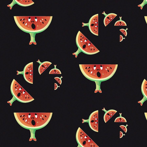 Surprised Watermelon 1