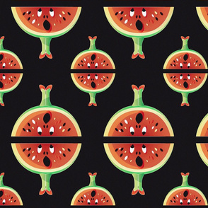 Surprised Watermelon 3