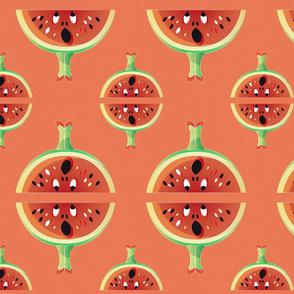 Surprised Watermelon 4