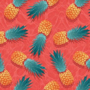 Pineapples swimmers 2