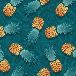 Pineapples swimmers 1