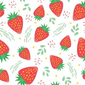 Cheerful - Strawberries