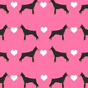 doberman_love_pink
