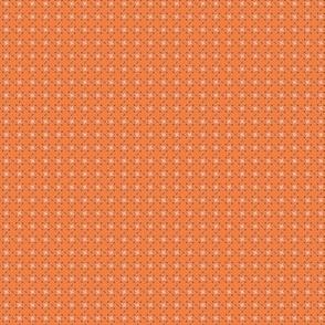 Tangerine Garden by Friztin