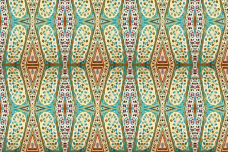 Magic Carpet Ride 3 - smaller fabric by susaninparis on Spoonflower - custom fabric