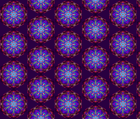 Cathedral fabric by kegilligan-smith on Spoonflower - custom fabric