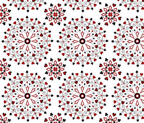 bet on it fabric by pamelachi on Spoonflower - custom fabric