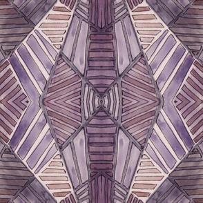 lavanda geometric