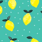 so fresh lemons - green