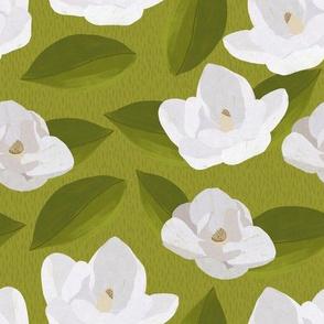 Magnolias on Olive