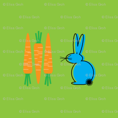 Rabbit & Carrots