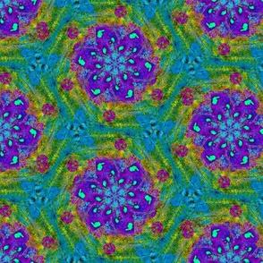 Wavy Hexagons 4