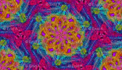 Wavy Hexagons 5