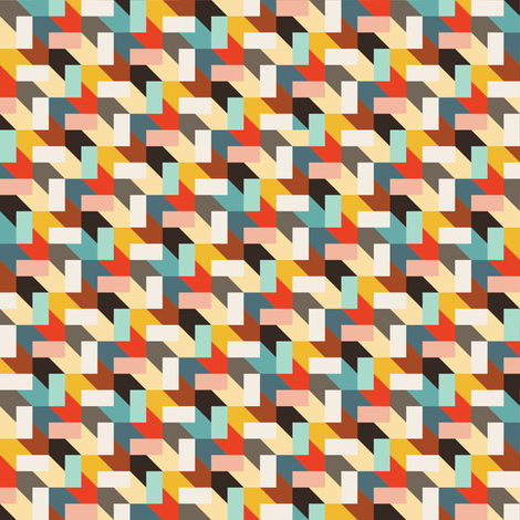 Weave fabric by eh&co on Spoonflower - custom fabric