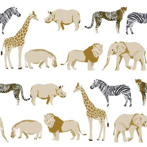 safari animals fabric safari nursery design light neutral nursery