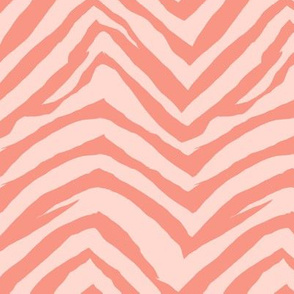 zebra print fabric zebra stripes safari animals fabric blush