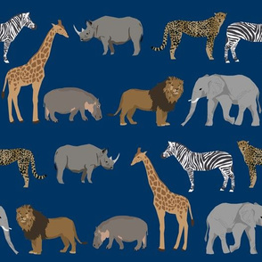 safari animals fabric safari nursery design navy nursery