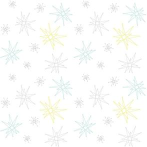 Atomic Starbursts