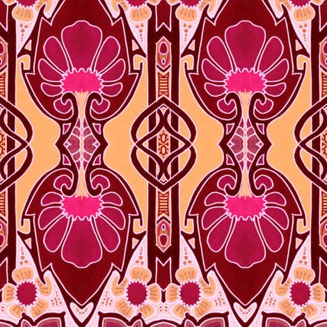 Deco Echo 1922 Style fabric by edsel2084 on Spoonflower - custom fabric
