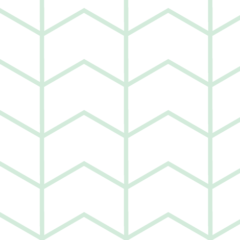 chevron on mint fabric by littlearrowdesign on Spoonflower - custom fabric