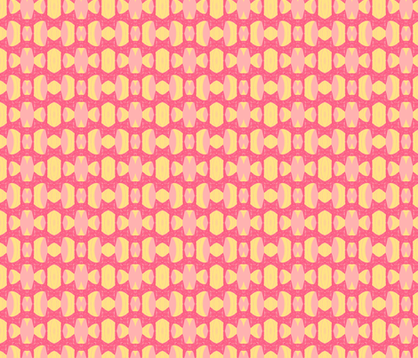girly sterling fabric by twigsandblossoms on Spoonflower - custom fabric