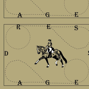dressage placemat_taupe__RGB_B4A87D