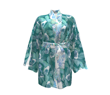Nui Cattleya Orchids Teal 150