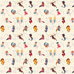 Zodiac Girls