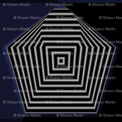 Geodesic Pentagon