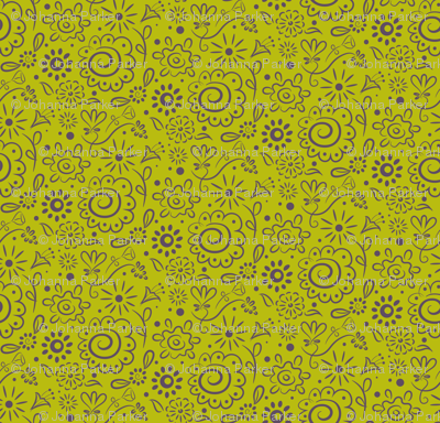 Wild_Floral_Doodle_chartreuse