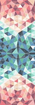 Geodesic pattern