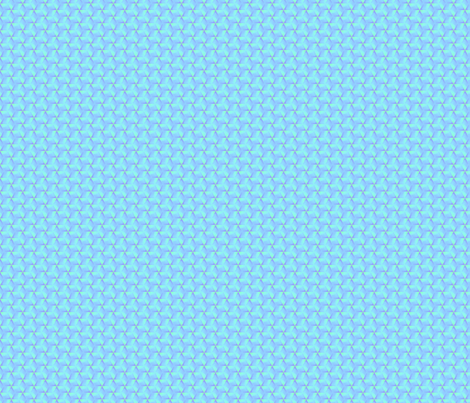 bluehex fabric by sigs_creations on Spoonflower - custom fabric