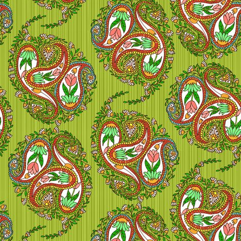 Rspringtime_floral_paisley_on_green_stripes_shop_preview
