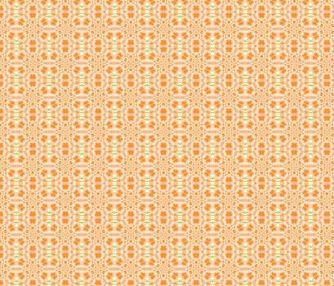 Orangeade fabric by northbloom on Spoonflower - custom fabric