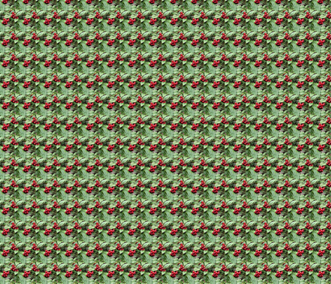 redberries fabric by sigs_creations on Spoonflower - custom fabric