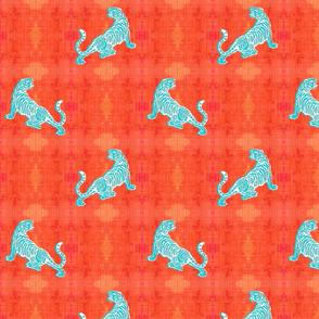Blue Tigers