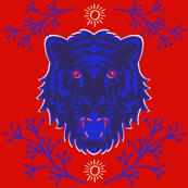Blue Bengal Tiger