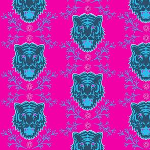 Pink Bengal Tiger