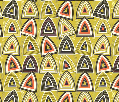Ironing Mod Sunny fabric by teresamagnuson on Spoonflower - custom fabric
