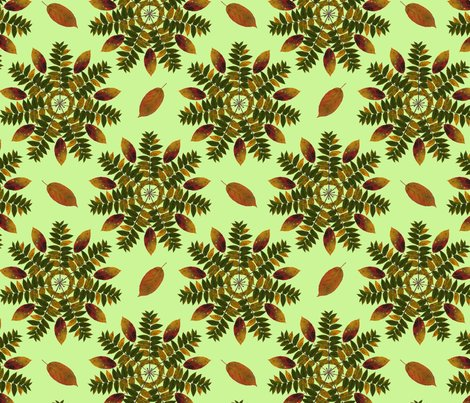 Walnut_and_persimmon_mandala_green_shop_preview