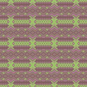 lavender Ziggy  in spring