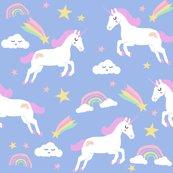 Pastel Unicorn Fabric Cute Girls Unicorns Wallpaper