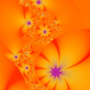 Floral - Mango Lavender