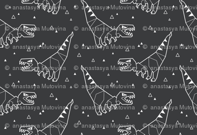 Poly dinosaurs