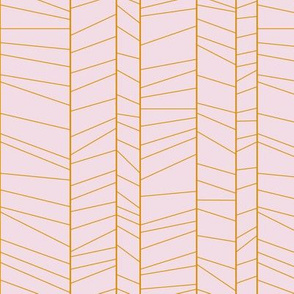 rainforest stripes on pink