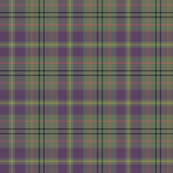 Taylor family tartan, weathered mauve