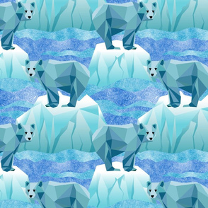 Save Our Geodesic Polar Bears!